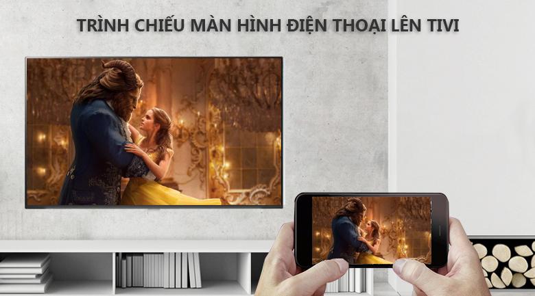 Chiếu màn hình Screen Mirroring - Smart Tivi LG 4K 65 inch 65SM9000PTA
