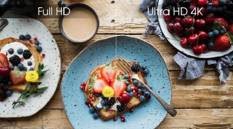Smart Tivi LG 4K 65UM7400PTA 65 inch Độ phân giải Ultra HD 4K hiển thị hình ảnh sắc nét