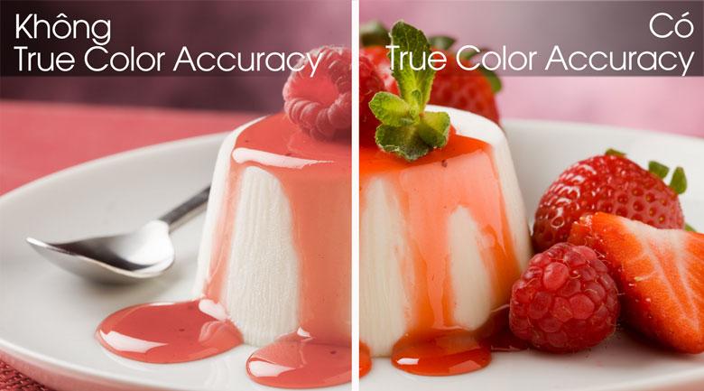 Smart Tivi LG 4K 65UM7400PTA 65 inch Cải thiện màu sắc rõ rệt với công nghệ True Color Accuracy