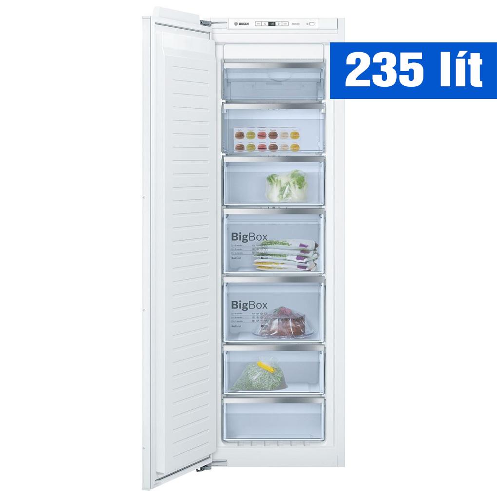 Tủ đông Bosch GIN81AE30 Series 6, loại âm tủ, dung tích 235L - Legatop